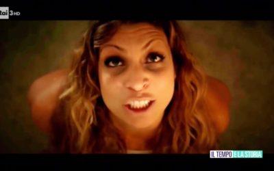 Livia Berté on National TV